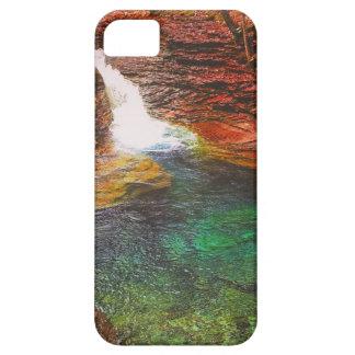 Wasserfall Etui Fürs iPhone 5