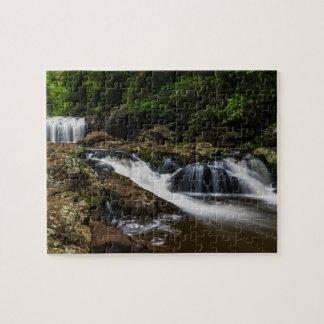 Wasserfall-Lippenfälle Gold Coast Australien