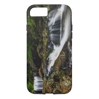 Wasserfall-Lippenfälle Gold Coast Australien iPhone 8/7 Hülle