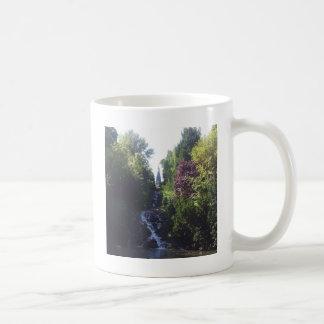 Wasserfall Viktoria Park Kaffeetasse
