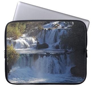 Wasserfalllaptophülse Laptopschutzhülle