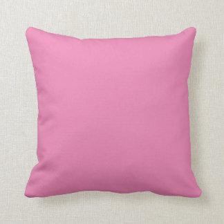 Wasserfarbe-Spritzer-Rosarückseite der großen Kissen