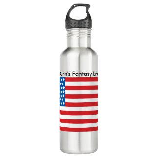 Wasserflasche des Edelstahls 24oz