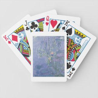 Wasserlilien Claudes Monet | Bicycle Spielkarten