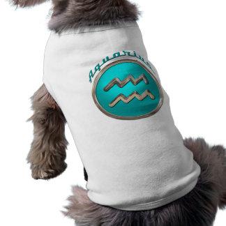 Wassermann-astrologisches Zeichen T-Shirt