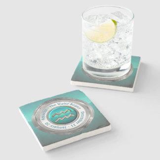 Wassermann - das Wasser-Träger-astrologische Steinuntersetzer