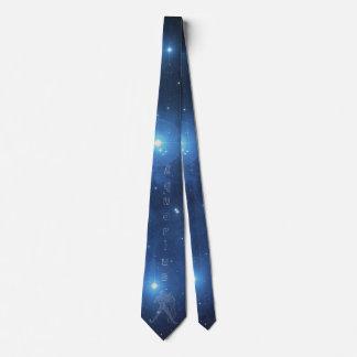 Wassermann Individuelle Krawatte