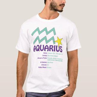 Wassermann-Merkmal-T - Shirt