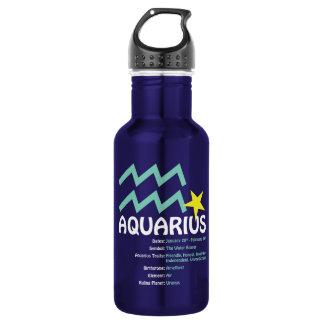 Wassermann-Merkmal-Wasser-Flasche Trinkflasche