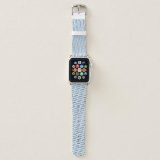 Wassermann-Tierkreis-Symbol-Element durch Kenneth Apple Watch Armband