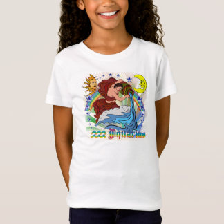 Wassermann-Vorder scherzt alles alle Arten T-Shirt