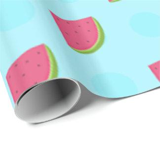 Wassermelone-Druck Geschenkpapier