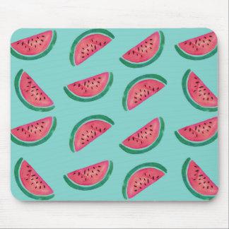 Wassermelone-Muster Mousepad