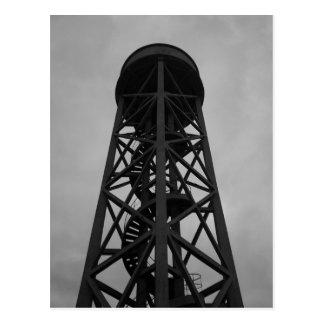 Wasserturm Postkarte
