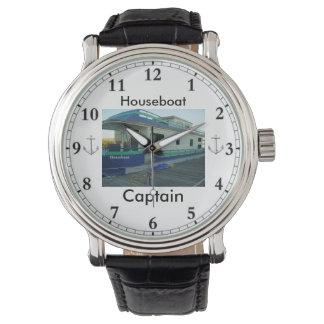Watch Hausboot-Kapitäns Armbanduhr