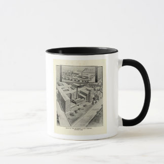 Waterbury Uhr Co Tasse
