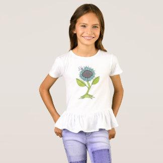 Watercolor-Blume - freuen Sie sich! T-Shirt