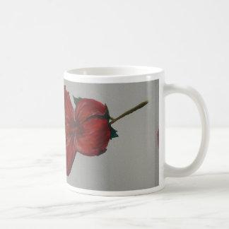 Watercolor-Blumen-Schale Kaffeetasse