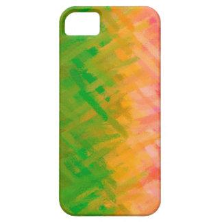 Watercolor-bunter abstrakter Hintergrund #10 iPhone 5 Schutzhülle
