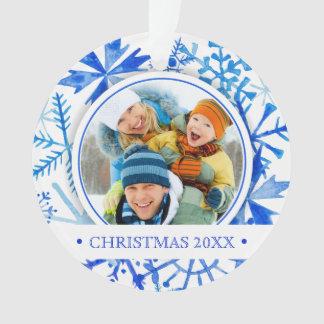 Watercolor des Weihnachten| - lassen Sie es Ornament