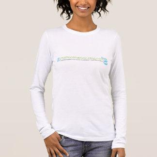 Waterdrops lange Hülse Langarm T-Shirt