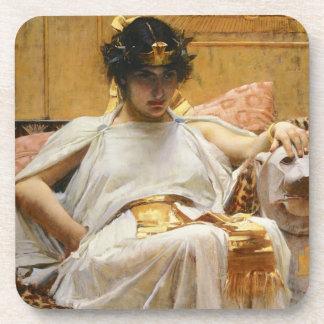 Waterhouse-Kleopatra-Untersetzer Getränke Untersetzer