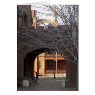 Watt Kapellen-in Richmond, Virginia Karte