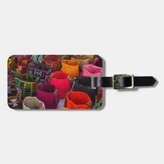 Wayuu mochilas Taschen für Verkauf in Kolumbien Gepäckanhänger