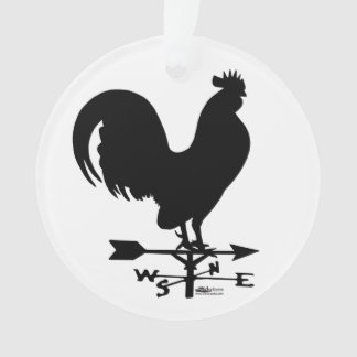 Weathervane-Hahn Ornament