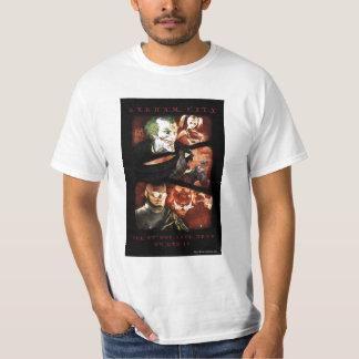 Wechselstrom-Plakat - Sie sind nicht sichere hier T-Shirt