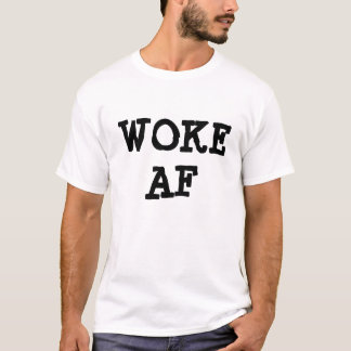 WECKTE AF T-Shirt
