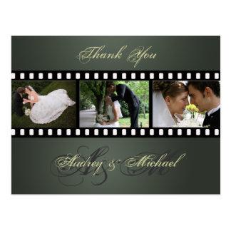 Wedding danken, die Ihnen, fügen Postkarten Ihre