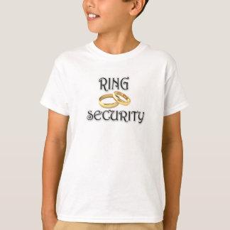 """Wedding """"RING-SICHERHEIT """" T-Shirt"""