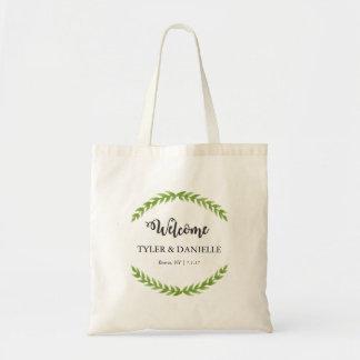 Wedding willkommene Tasche