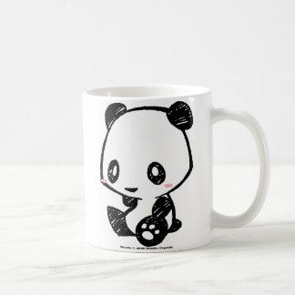Weetle Panda Kaffeetasse