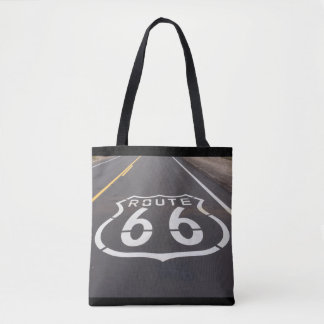 Weg 66 ganz über Druck-Tasche Tasche