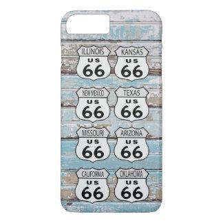 Weg 66 iPhone 8 plus/7 plus hülle