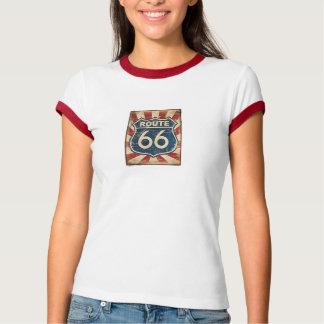 Weg 66 Vintag T-Shirt