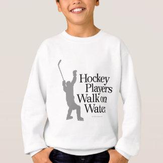 Weg auf Wasser Sweatshirt