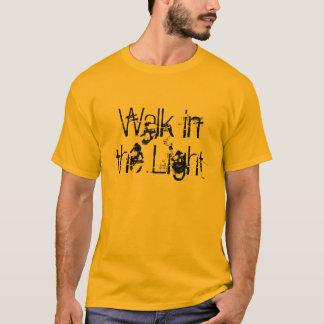 Weg im Licht T-Shirt
