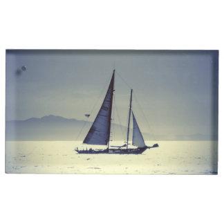 Weg segeln tischnummernhalter