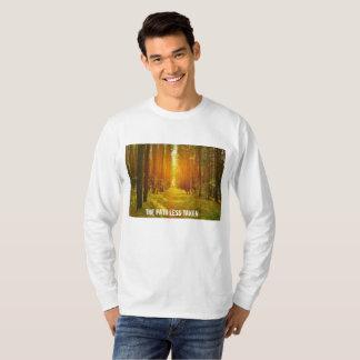 Weg weniger genommen T-Shirt