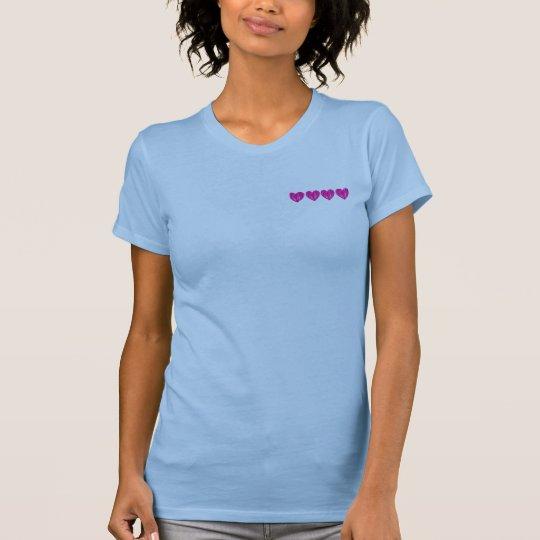 Weibliches Unterhemd American Apparel Design