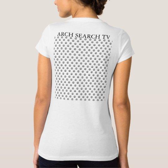 Weibliches Unterhemd Bella V Netzgewebe Arch