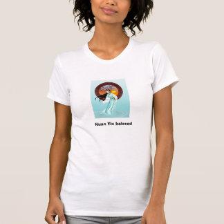 Weibliches Unterhemd Kuan Yin beloved By Natan