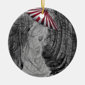 Weich gehend keramik ornament