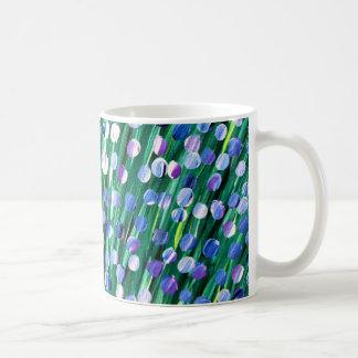 Weiche Blumenblätter Tasse