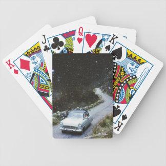 Weiche Schulter - Spielkarten
