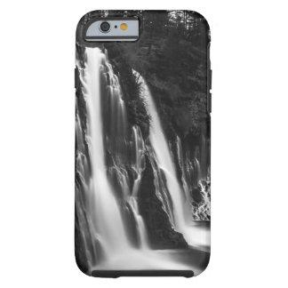 Weiche und glatte Burney Fälle Tough iPhone 6 Hülle
