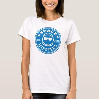 Weiches das Logo-T-Stück Raum Hipsters® Frauen T-Shirt